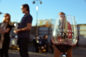 Photos: Sommeliers and Oenophiles Gather in East Williamsburg for America's First Raw Wine Fair