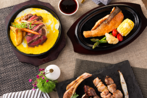 How to Recreate Dock Asian's Sizzling Tuna Steak Hot Plate at Home