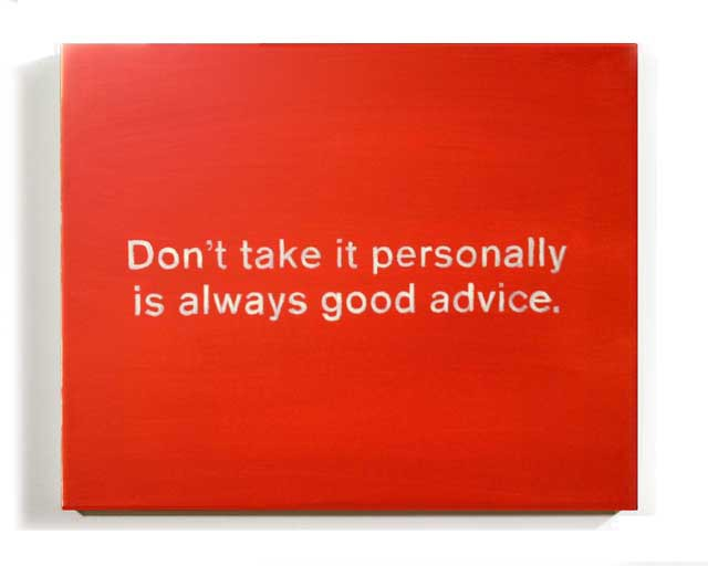 Dr. Lisa: 10 Things You Should Not Take Personally
