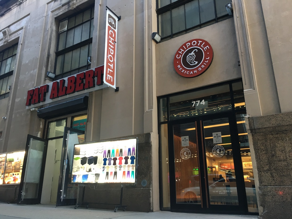 A Chipotle Mexican Grill Is Coming to the Bushwick and Bed-Stuy Border