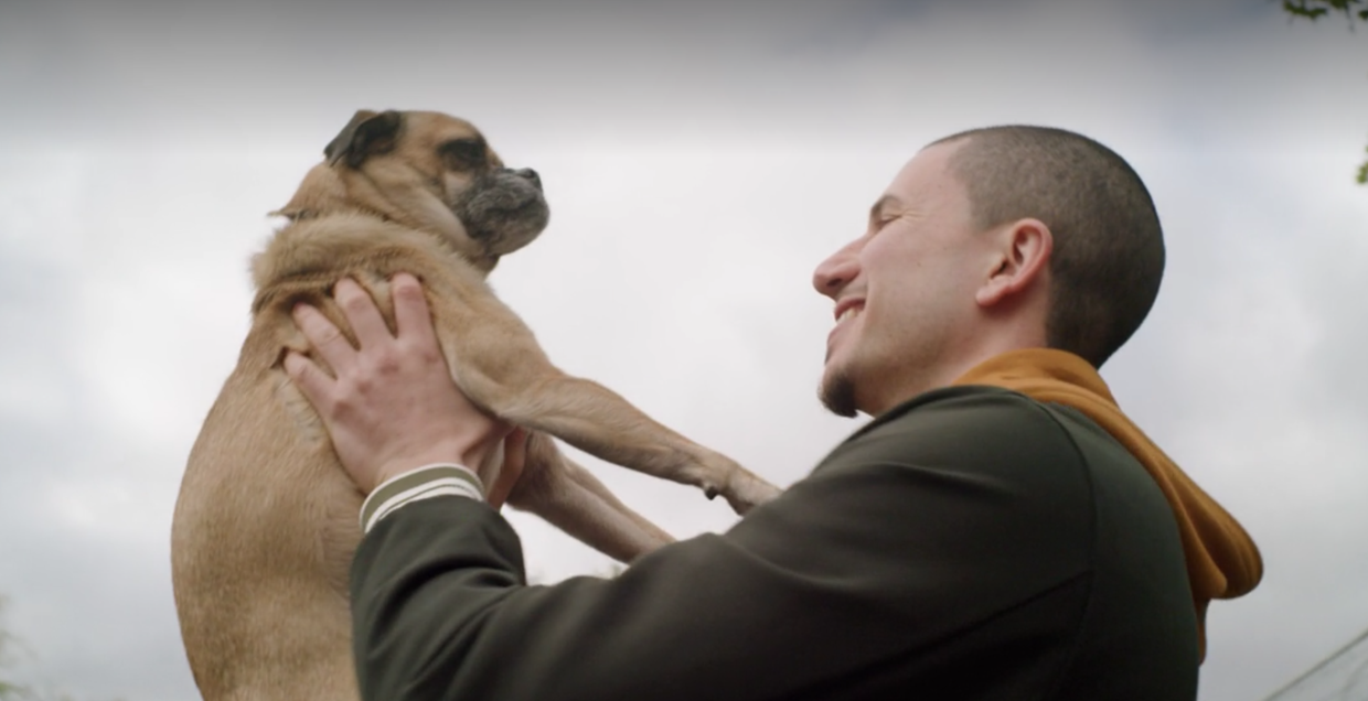 A Dog Is the Star of a Bushwick Series Nominated for an Emmy