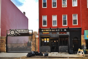 Norwind's, a Bar with Outdoor Drinking Area, Prepares to Open on Flushing and Morgan