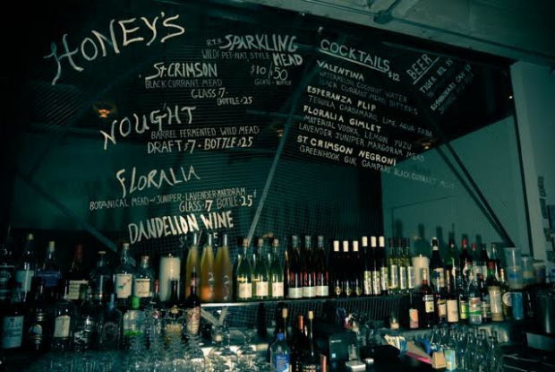 Sweet, Inventive Cocktails Await at Honey's, the Taproom of Local Meadery Enlightenment Wines