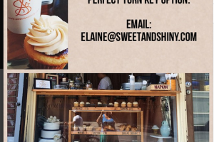 Bakers on Alert: Sweet and Shiny Bakery in Bushwick is For Sale