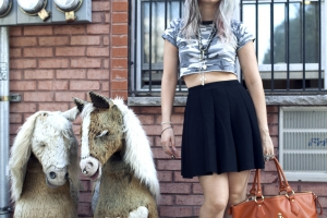 Where Are They Going: Bushwick Street Style