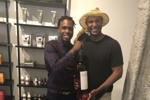 NBA Player & Seven Footer Start Apothecary for Athletes in Bushwick