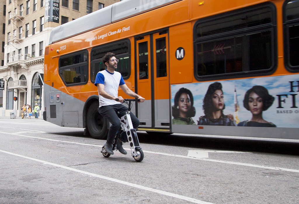 Is Foldable Electric Transport the Answer to Bushwick's L Train Woes?