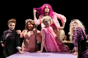 Play is a Play is a Play: Last Week to See Gertrude Stein Lab at Bushwick Starr