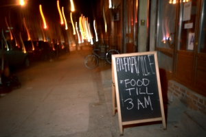 Your Guide to Drunk, Stoned, Late Night, After Hours Comfort Food in Bushwick
