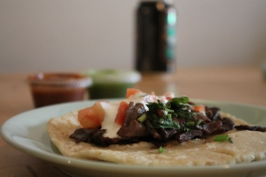 Taco Tour: the Cecina Taco at Mally's is a Delight for all Tastebuds