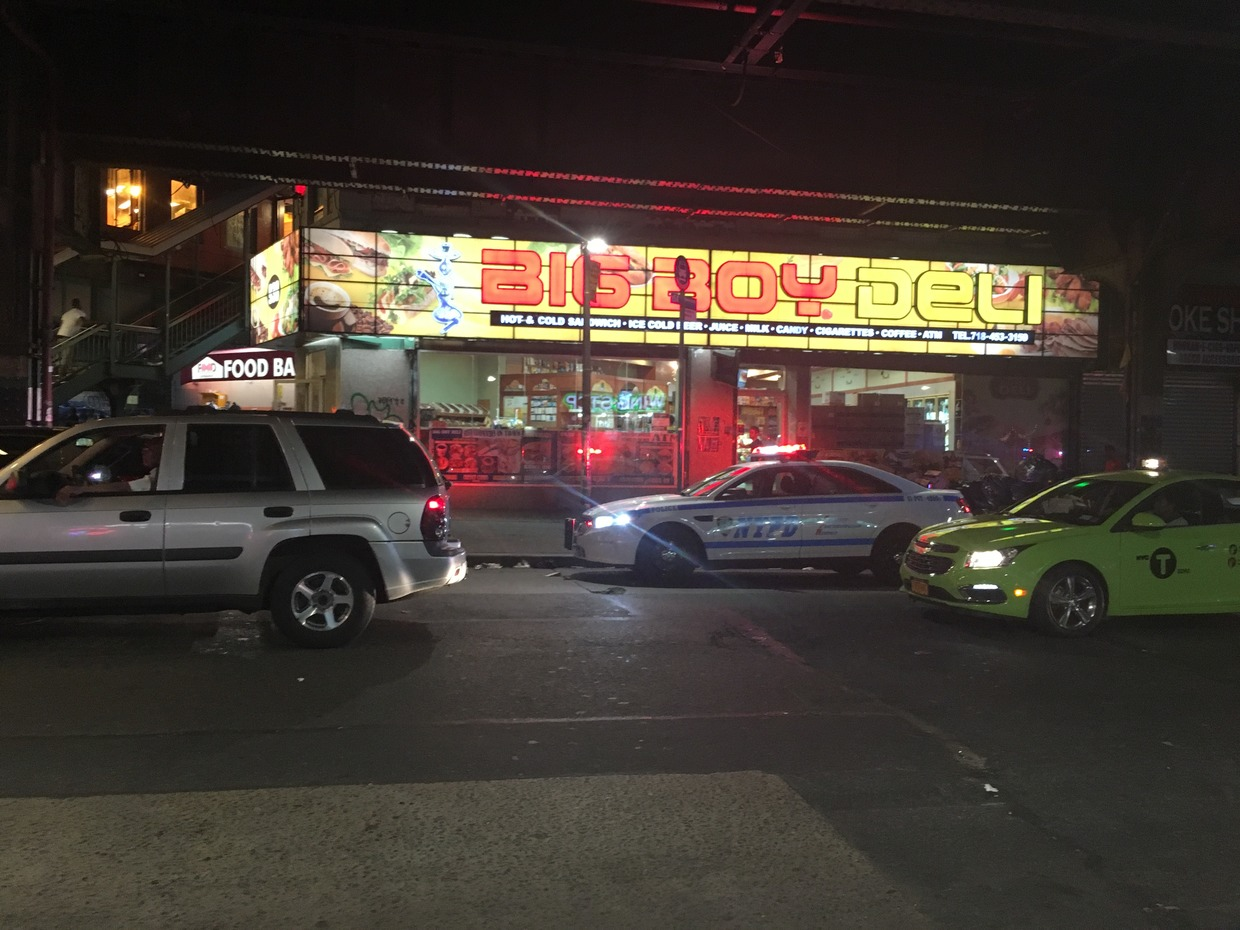"""Thirty-three K2 Users Were Hospitalized by a """"Bad Batch"""" of the Street Drug At Myrtle Broadway"""