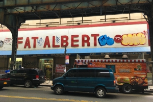 After 35 Years in Bushwick, Fat Albert is Alive and Expanding, and No Starbucks Will Change That